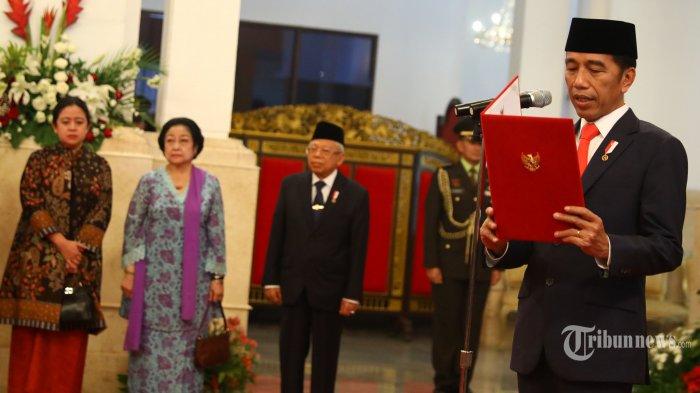 Jokowi Ajak Semua Pihak Kerja Sama Wujudkan Indonesia Jadi Negara Maju di 2045