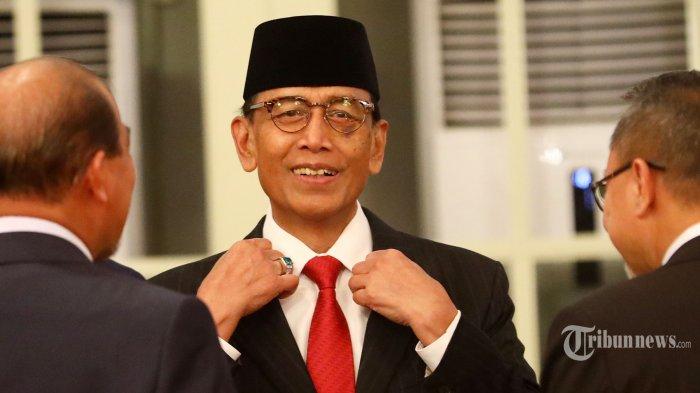 Sah Menjadi Ketua Wantimpres, Wiranto: Beliau Membutuhkan Masukan yang Cukup Lengkap