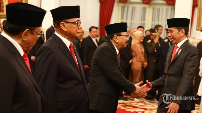 Harapan Demokrat Kepada Pakde Karwo yang Kini Menjadi Wantimpres Jokowi