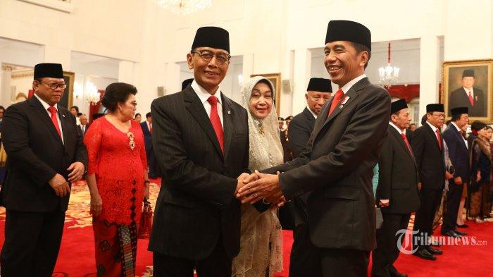 Tunjuk Wiranto Ketua Wantimpres, Jokowi Disebut Punya Kecenderungan Politik Akomodatif