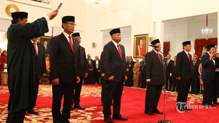 Soal Nama-nama Anggota Wantimpres yang Dilantik Jokowi, Demokrat: Sudah Diprediksi