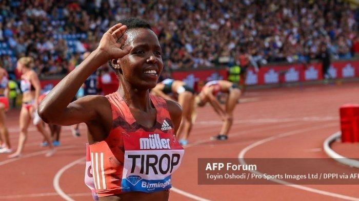 Kronologi Atlet Olimpiade Pemegang Rekor Dunia Agnes Tirop Ditemukan Tewas,Diduga Ditikam Suami