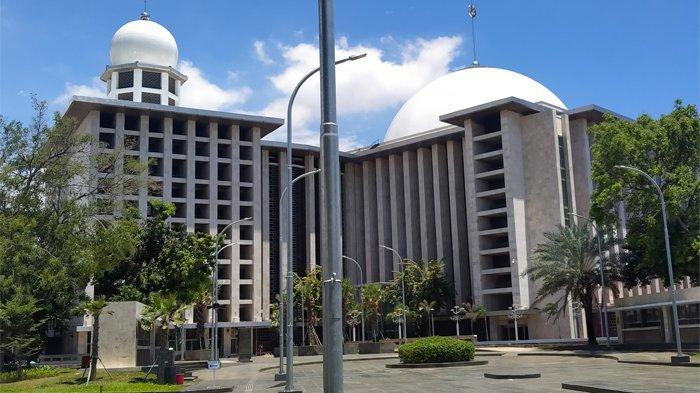 Jelang Paskah, Masjid Istiqlal Sediakan Lahan Parkir untuk Jemaat Gereja Katedral