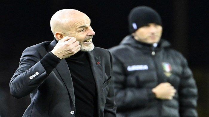 Singgung Zlatan Ibrahimovic dan Ante Rebic, Stefano Pioli Bicara Soal Kelemahan AC Milan
