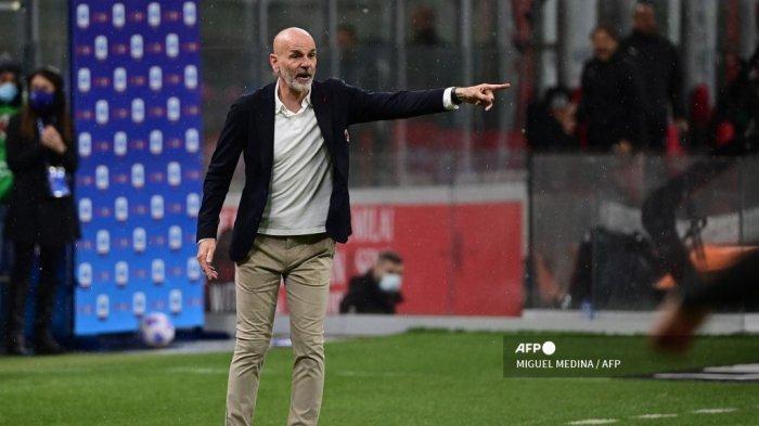 Baru Saja Sembuh, Penyakit Lama AC Milan Sudah Kambuh Lagi, Pioli Tetap Berpikir Positif