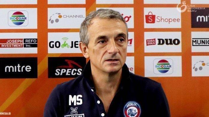 Pelatih Arema FC, Milomir Seslija