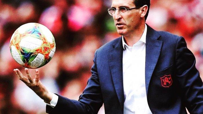Pelatih Arsenal - Unai Emery