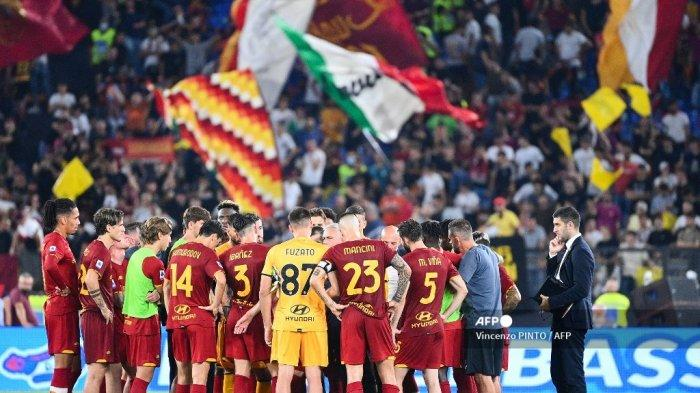 AS Roma Hancur Lebur di Kaki Lazio, Jose Mourinho Tumpahkan Kekecewaan kepada Wasit