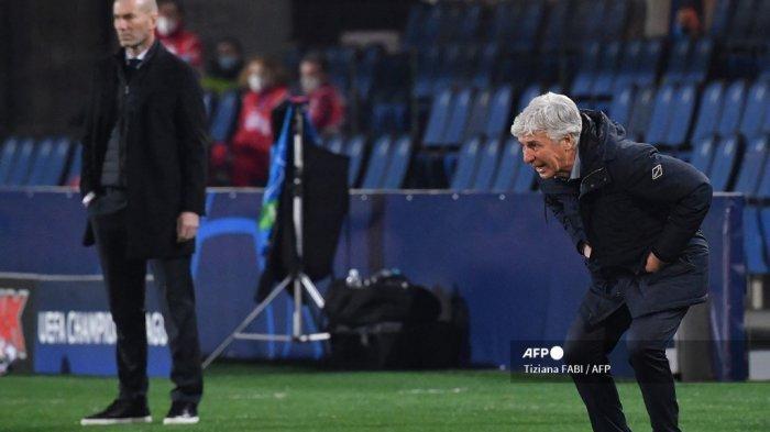 JADWAL Liga Champions Real Madrid vs Atalanta, Prediksi Gasperini Laga Berjalan Sulit & Sengit