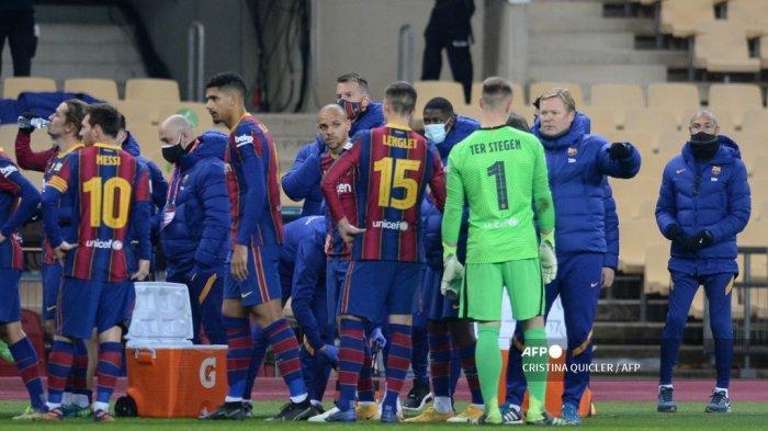 Barcelona vs Sevilla Copa Del Rey: Saat Messi Cs Butuh Keajaiban, Koeman Justru Lontar Ancaman Halus