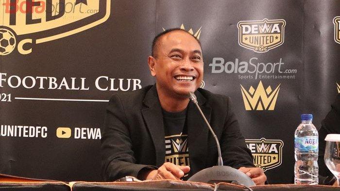 Liga 2 Indonesia Persaingannya Semakin Ramai kata Kas Hartadi