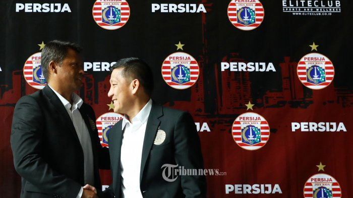 Bos Persija Jakarta, Ferry Paulus, Dukung Penuh Yunus Nusi Sebagai Plt Sekjen PSSI