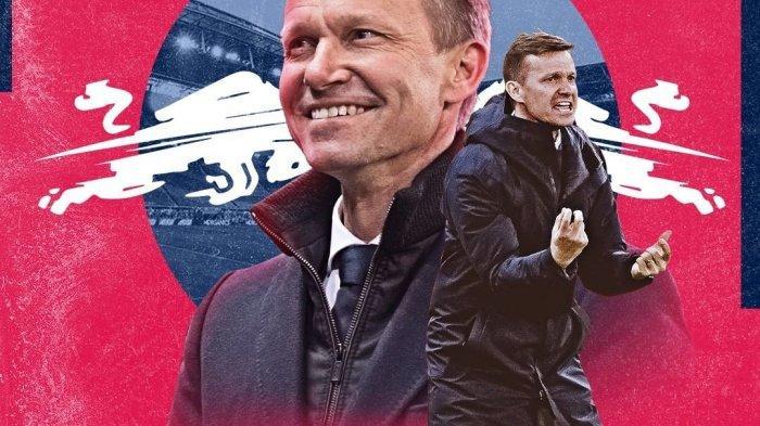 Pelatih baru RB Leipzig, Jesse Marsch