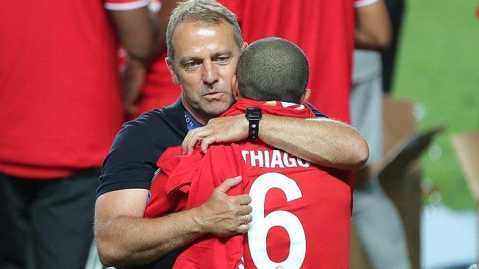 CEO Bayern Munchen Relakan Kepergian Thiago Alcantara, Liverpool Patut Waspada
