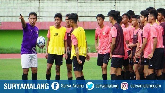 Hasil Drawing Undian Piala Asia AFC U-16, Garuda Muda di Grup Neraka