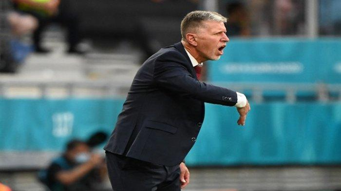 Hasil Euro 2021, Ciptakan Malam Keajaiban Ceko, Sang Pelatih Puji Peran Duo Tomas Bungkam Belanda