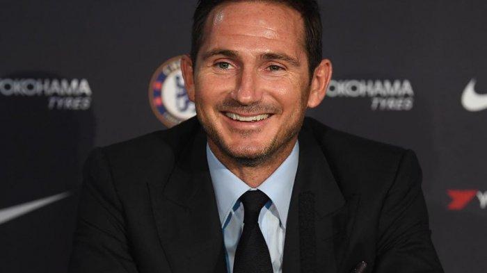 Pelatih Chelsea, Frank Lampard