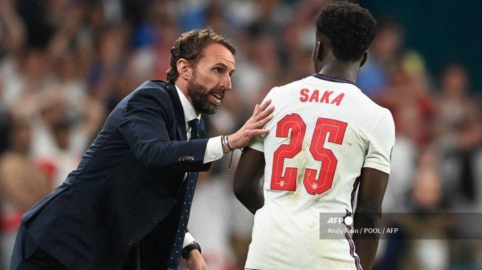 Pelatih Inggris Akui Berjudi dalam Pemilihan Penendang Penalti yang Berujung Kemenangan Italia