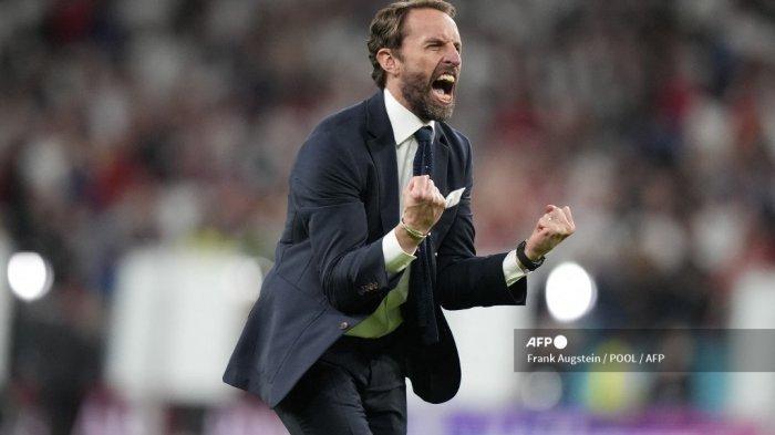 Kata Southgate Setelah Kalahkan Denmark, Final Euro 2021 Italia vs Inggris:  Laga yang Dinantikan - Tribunnews.com Mobile