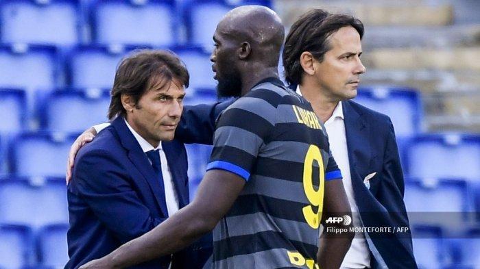 Komentar Pelatih Inter Milan Seusai Timnya Tahan Imbang Lazio, Antonio Conte: Saya Puas
