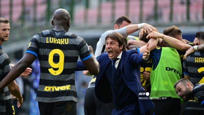 Momentum Inter Milan Raih Scudetto - Kalah dari AC Milan jadi Lecutan, Conte Paham dengan Serie A