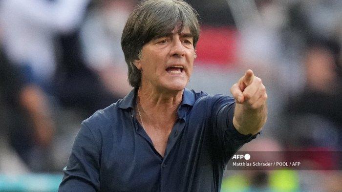 Bersyukur Jerman Bisa Lolos ke 16 Besar Euro 2021, Joachim Loew: Grup yang Sulit