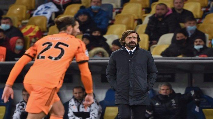 Juventus Ditahan Imbang, Andrea Pirlo Kesal dan Gemas Lalu Ucapkan Hal Ini