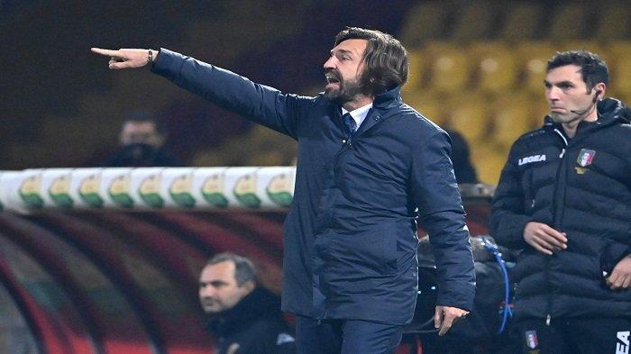 Live Streaming Barcelona vs Juventus, Andrea Pirlo Pastikan Juve Sudah Belajar dari Kekalahan