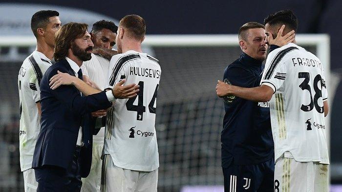 Kata Andrea Pirlo Usai Juventus Menang 3-0 Sampdoria, Puji Frabotta & Bela Weston McKennie