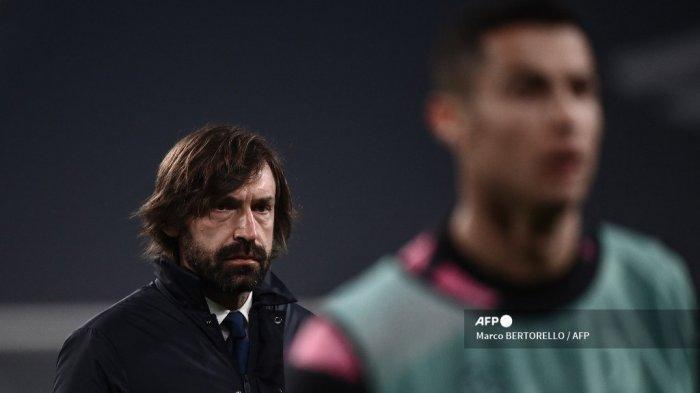 Sudah Jatuh Tertimpa Tangga, Misi Juventus Terancam, Masa Depan Pirlo Dipertaruhkan