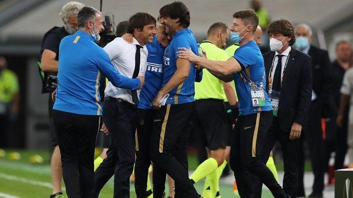 HASIL Inter Milan vs Real Madrid, Hidup dan Mati bagi Skuat Conte di Liga Champions
