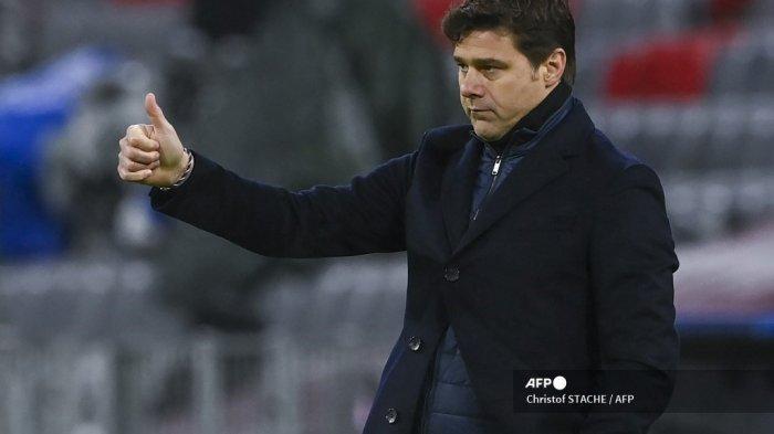 PSG Menang Tipis di Laga Uji Coba, Pochettino dan Achraf Hakimi Siap Hadapi Sevilla