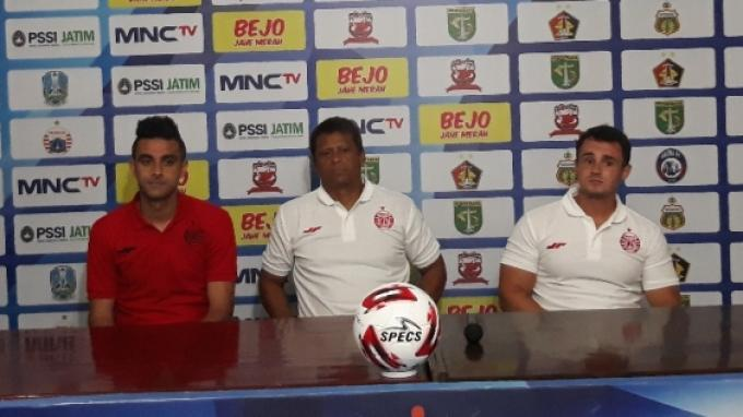 Prediksi Persija vs Persela Piala Gubernur Jatim 2020, Menanti Debut Sergio Farias