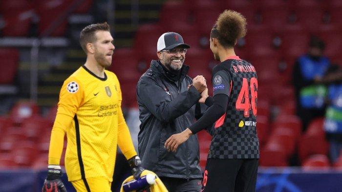 Jadwal Liga Champions Malam Ini Liverpool Lawan Tim papan Atas Liga Denmark