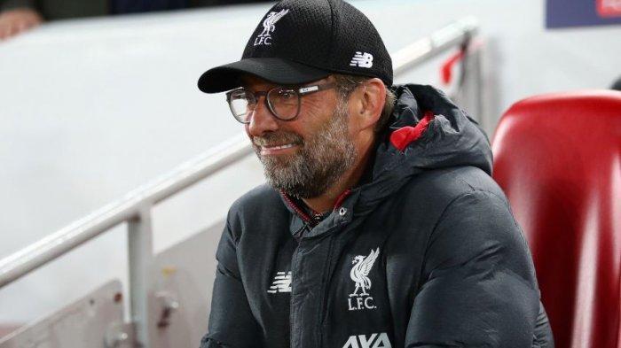 Pelatih Liverpool Jurgen Klopp Pasca pertandingan melawan Salzburg (https://www.liverpoolfc.com)