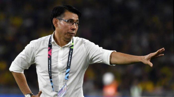 Pelatih Malaysia, Tan Cheng Hoe, mengatakan jika timnya menjadi lebih baik saat di Semifinal