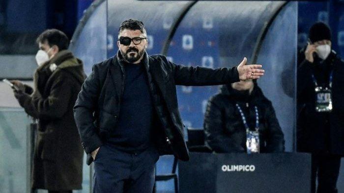 Gagal Pertahankan Gelar Coppa Italia, Nasib Gattuso Berada di Tangan Juventus & Pirlo