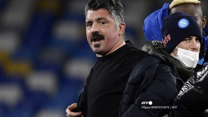 Kekecewaan Mendalam Gennaro Gattuso, Tuduhan Fans hingga Gagal jadi pelatih Tottenham