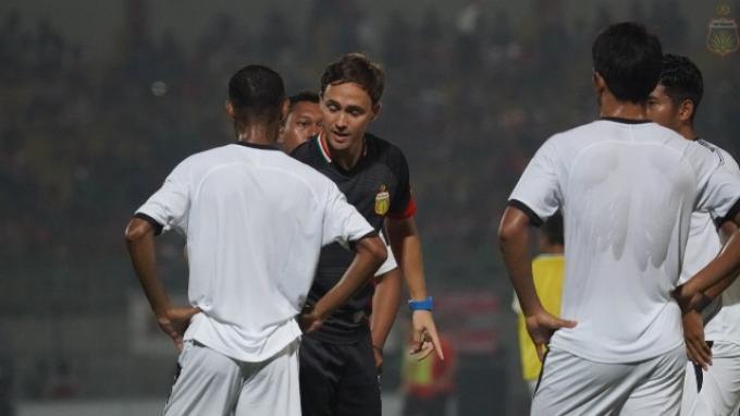 Bhayangkara FC Langsung Pulang Usai Gagal di Piala Gubernur Jatim