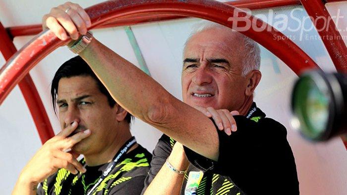 Soler Komentari Teguran Keras PSSI Pada Mario Gomez