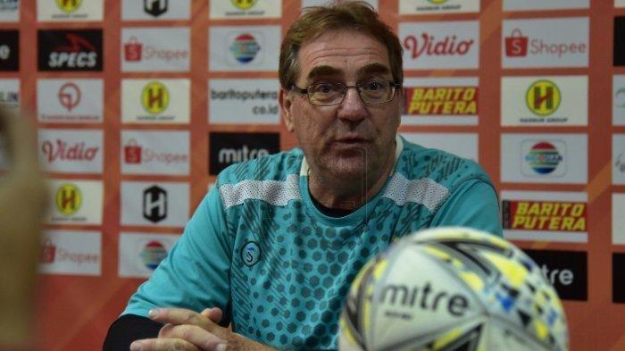 Piala Menpora: Persib Singkirkan Persebaya, Robert Alberts Akui Nikmati Jalannya Laga