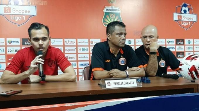 Tahan Imbang Bhayangkara FC, Sergio Farias Ragukan Keabsahan Gol Renan Silva