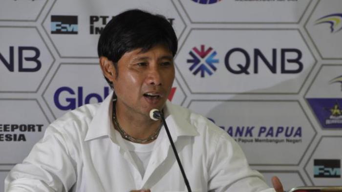 Eduard Tjong Dipercaya Latih PS TNI
