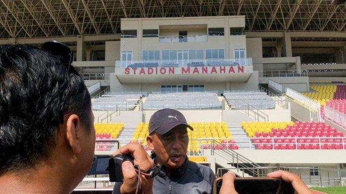 Live Streaming Persis Solo vs Persib Bandung dan Peresmian Stadion Manahan oleh Presiden Jokowi