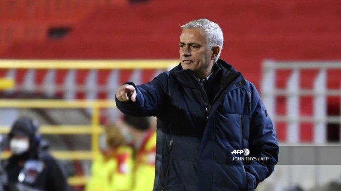 RESMI, Mantan Terindah Inter Milan Jose Mourinho Latih AS Roma, Liga Italia Makin Panas