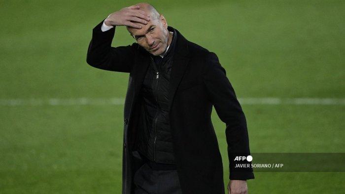 Liga Champions: Krisis Bek Hantam Real Madrid, Zidane Pusing Tujuh Keliling Jumpa Liverpool