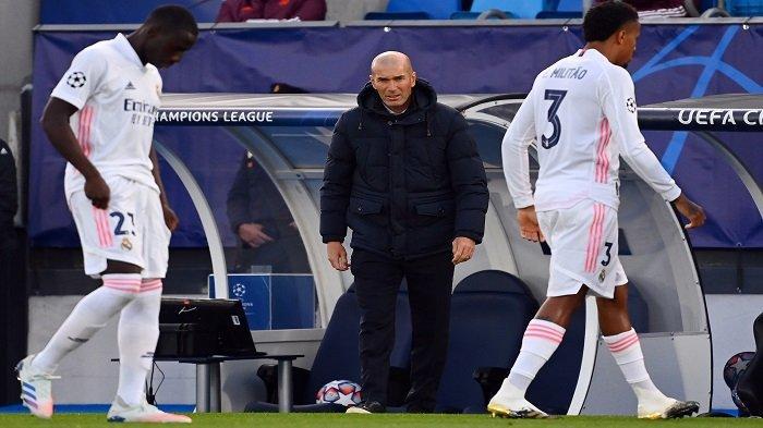 Badai Cedera Hantam Real Madrid, Ujian Pengalaman Los Blancos di Liga Champions