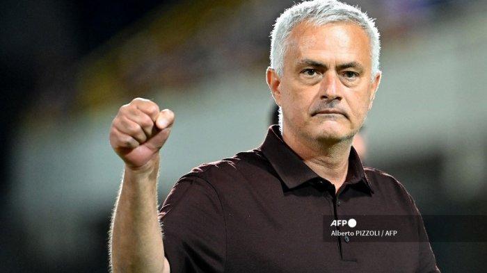 Misi Jangka Panjang Mourinho di AS Roma: Benahi Mental, Kekompakan dan Juara Liga Italia
