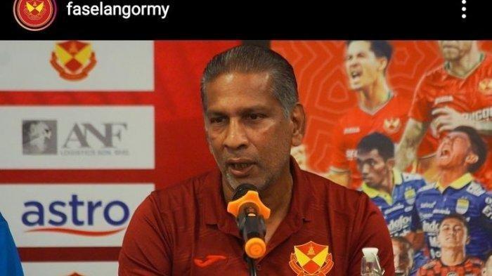 Bekuk Persib Bandung 3-0, Pelatih Selangor FA Nilai Maung Kurang Persiapan