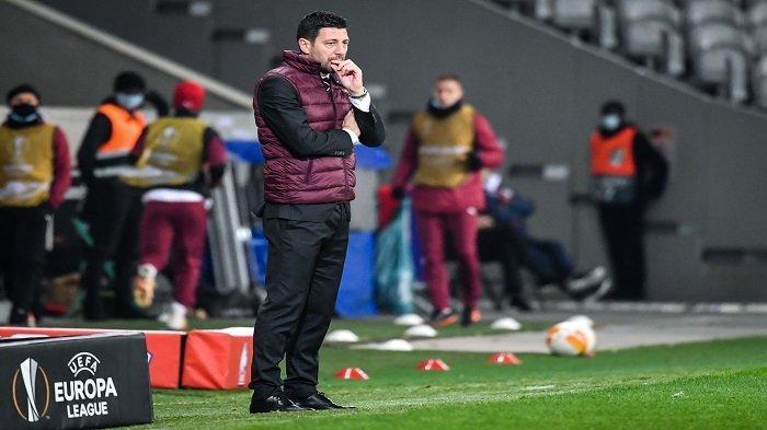 HASIL Liga Eropa, AC Milan Gagal Balas Dendam, Bonera Puji Semangat Pasukan Tim Rossoneri